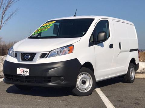2016 Nissan NV200 for sale in Reverse MA