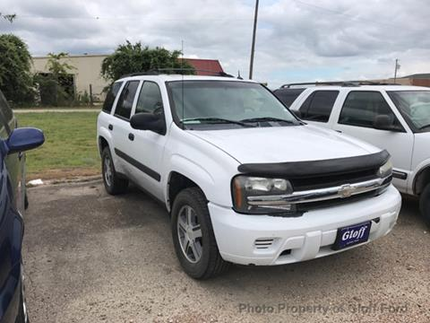 2005 Chevrolet TrailBlazer for sale in Clifton, TX