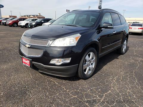 2011 Chevrolet Traverse for sale in Clifton, TX