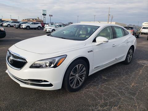 2017 Buick LaCrosse for sale in Clifton, TX