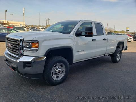 2019 GMC Sierra 2500HD for sale in Clifton, TX