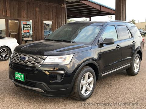 2018 Ford Explorer for sale in Clifton, TX