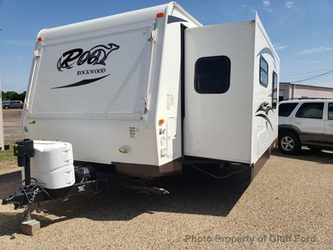 2015 Rockwood ROO for sale in Clifton, TX