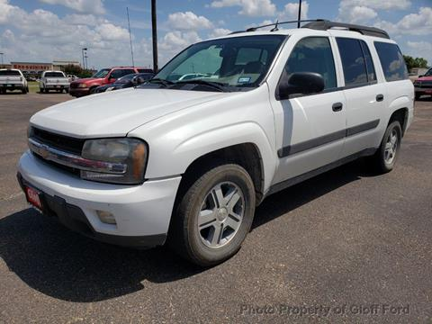 2005 Chevrolet TrailBlazer EXT for sale in Clifton, TX