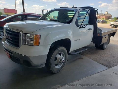 2008 GMC Sierra 3500HD CC for sale in Clifton, TX