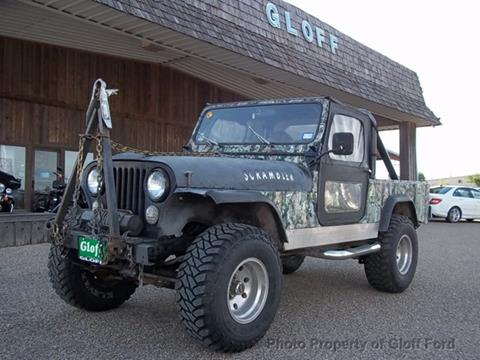 1981 Jeep Scrambler for sale in Clifton, TX
