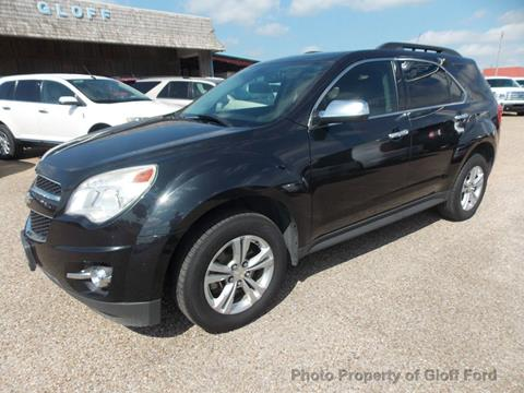2011 Chevrolet Equinox for sale in Clifton, TX