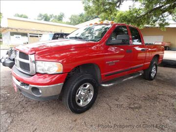 2005 Dodge Ram Pickup 3500 for sale in Clifton, TX