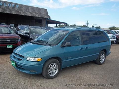1998 Dodge Grand Caravan for sale in Clifton, TX