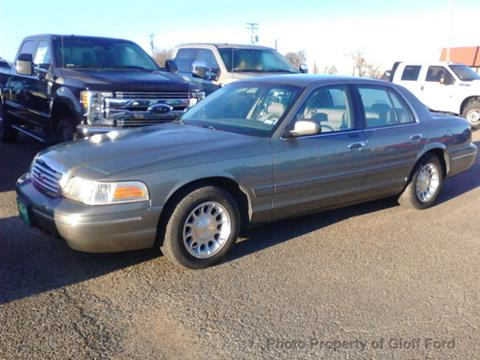 1999 Ford Crown Victoria for sale in Clifton, TX