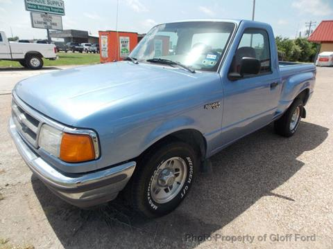 1997 Ford Ranger for sale in Clifton, TX