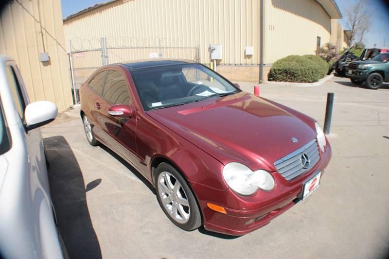 Car Image Source · 2002 Mercedes Benz C Class C 230 Kompressor 2dr  Hatchback In