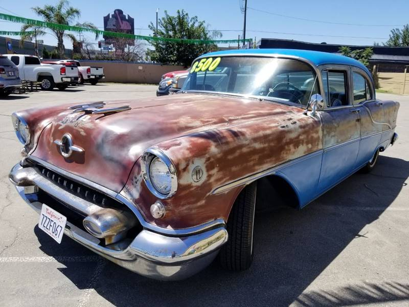 1955 Oldsmobile Super 88 Sled In Bakersfield CA - Approved Autos