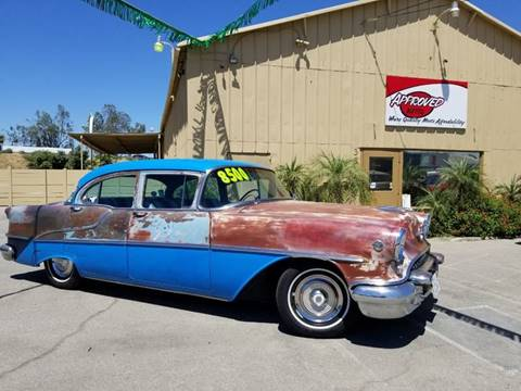 1955 Oldsmobile Super 88 for sale in Bakersfield, CA