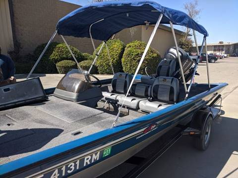 2008 Triton VT 19 TOURNAMENT SPORT for sale in Bakersfield, CA
