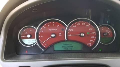 2006 Pontiac GTO for sale in Bakersfield, CA