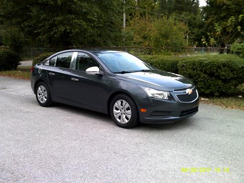 2013 Chevrolet Cruze for sale in High Point, NC