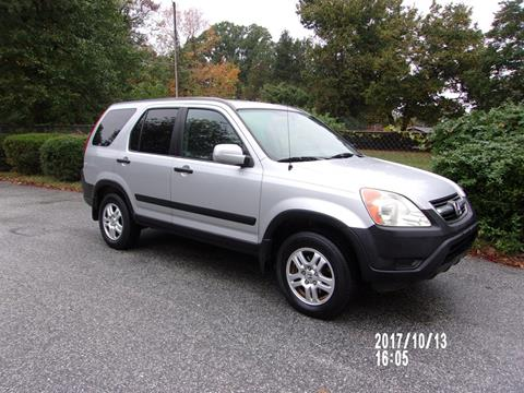 2004 Honda CR-V for sale in High Point, NC