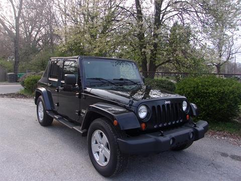 2007 Jeep Wrangler Unlimited for sale in High Point, NC