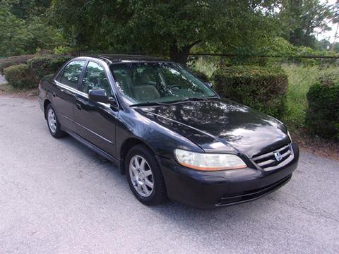 2002 Honda Accord for sale in High Point, NC