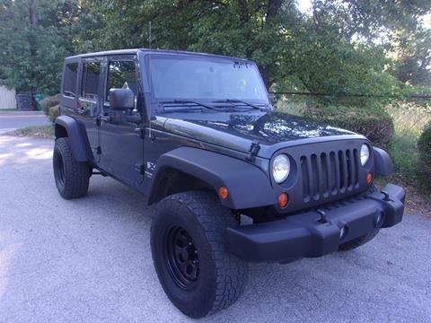 2008 Jeep Wrangler Unlimited for sale in High Point, NC