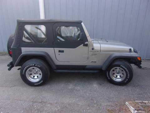 2000 Jeep Wrangler for sale in High Point, NC