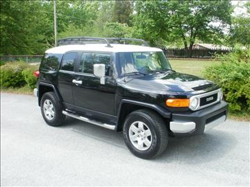 2007 Toyota FJ Cruiser for sale in High Point, NC