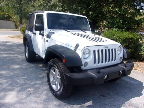 2014 Jeep Wrangler for sale in High Point, NC