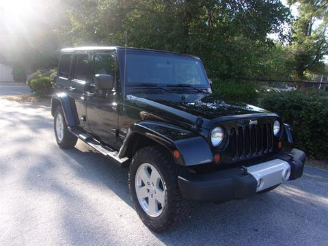 2010 Jeep Wrangler Unlimited for sale in High Point, NC