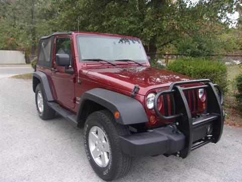 2010 Jeep Wrangler for sale in High Point, NC