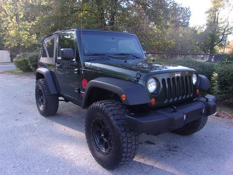 2011 Jeep Wrangler for sale in High Point, NC