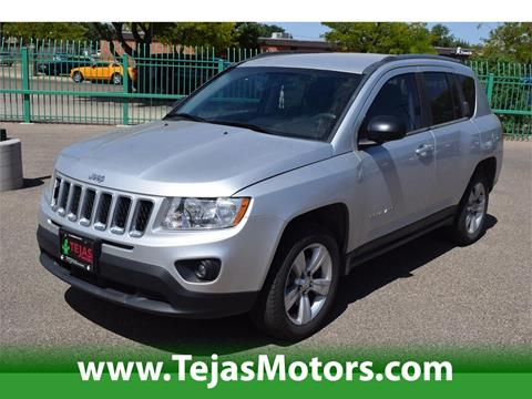 2012 Jeep Compass for sale in Lubbock, TX