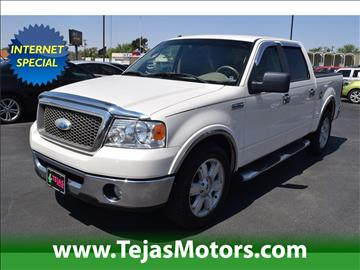 2007 Ford F-150 for sale in Lubbock, TX