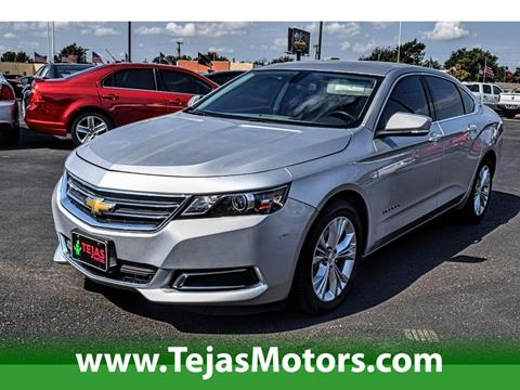 2014 Chevrolet Impala for sale in Lubbock TX