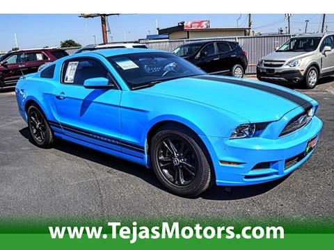 2014 Ford Mustang for sale in Lubbock TX
