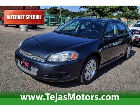 2014 Chevrolet Impala Limited for sale in Lubbock TX