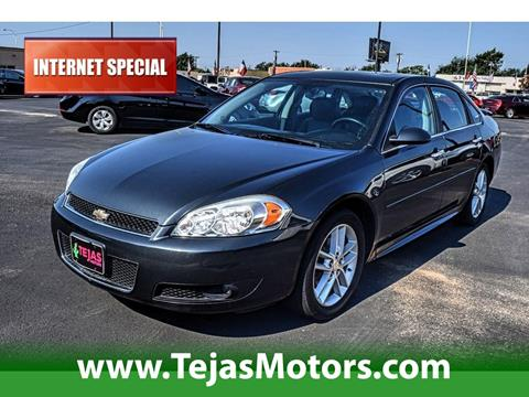 2013 Chevrolet Impala for sale in Lubbock TX