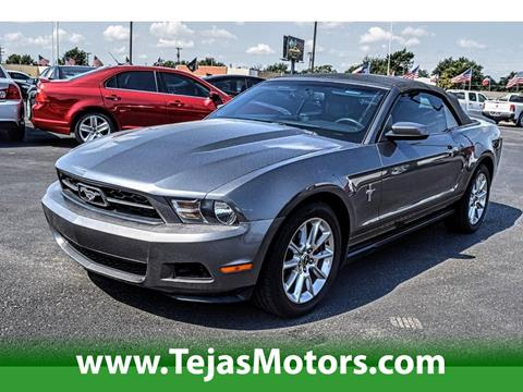 2010 Ford Mustang for sale in Lubbock, TX