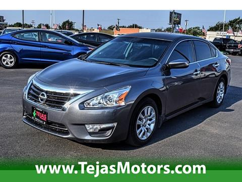 2015 Nissan Altima for sale in Lubbock, TX