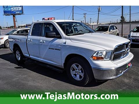 2012 RAM Ram Pickup 1500 for sale in Lubbock TX