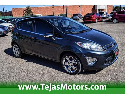 2011 Ford Fiesta for sale in Lubbock, TX