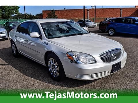 2009 Buick Lucerne for sale in Lubbock, TX