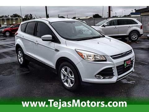 2015 Ford Escape for sale in Lubbock, TX