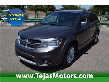 2014 Dodge Journey for sale in Lubbock, TX