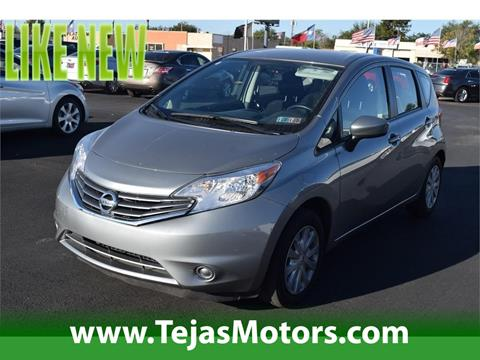2015 Nissan Versa Note for sale in Lubbock TX