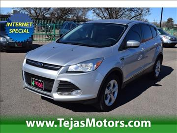 2014 Ford Escape for sale in Lubbock, TX