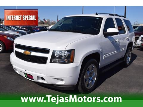 2014 Chevrolet Tahoe for sale in Lubbock TX