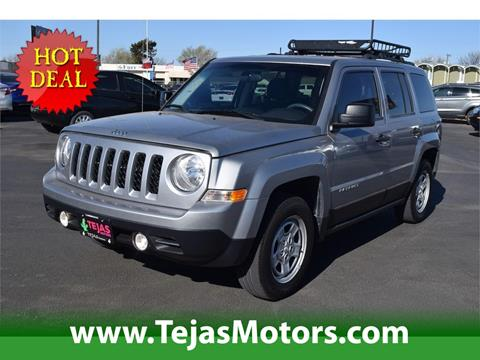 2014 Jeep Patriot for sale in Lubbock, TX