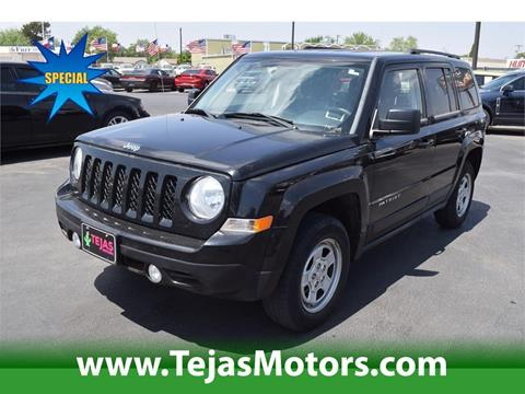 2012 Jeep Patriot for sale in Lubbock, TX