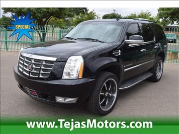 2007 Cadillac Escalade for sale in Lubbock, TX